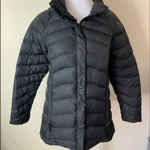 The North Face black puffer jacket 600 down black